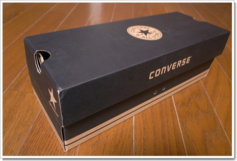 CONVERSE ALL STAR HI M9160 BLACKの写真
