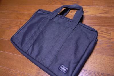 吉田カバン ポーター・スモーキー ブリーフ・ケース M 592-07506の写真